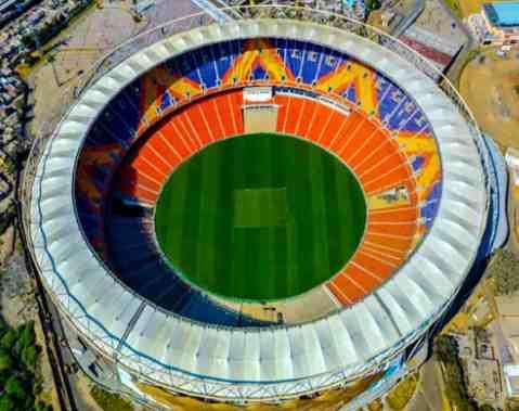दुनिया के सबसे बड़े स्टेडियम में खेला जाएगा भारत-इंग्लैंड का तीसरा टेस्ट, जानें खासियत